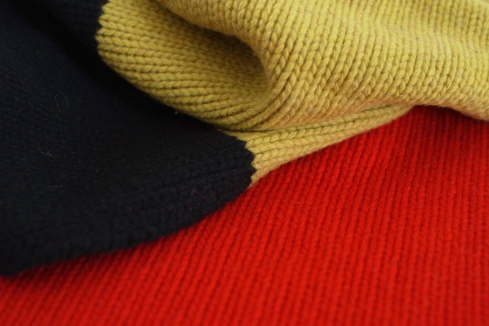Image of mondiale extra-long scarf B3-F3