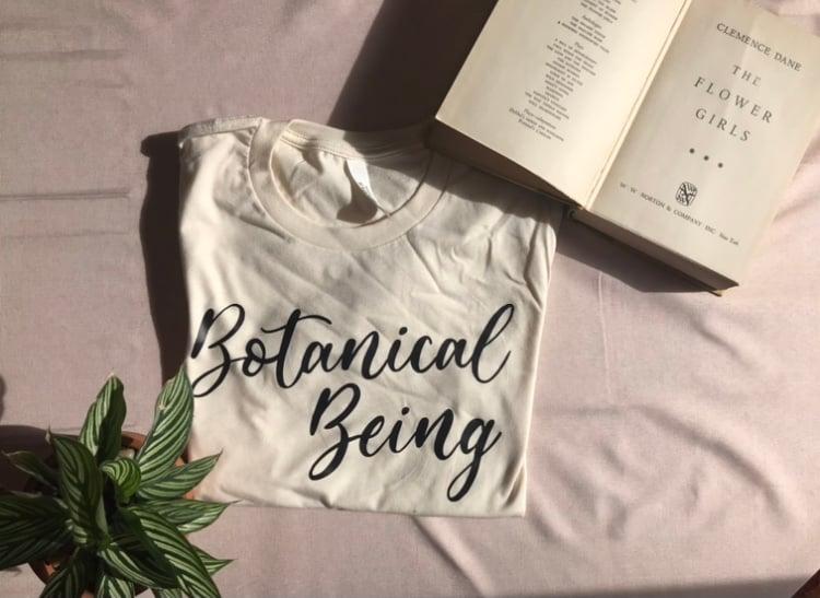 Image of Botanical Being Shirt
