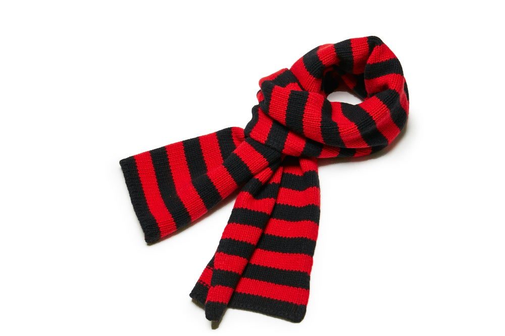 Image of équipe extra long scarf N3-F3