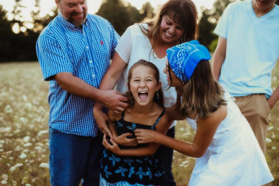 Image of Family session - Reserved for Stephani M
