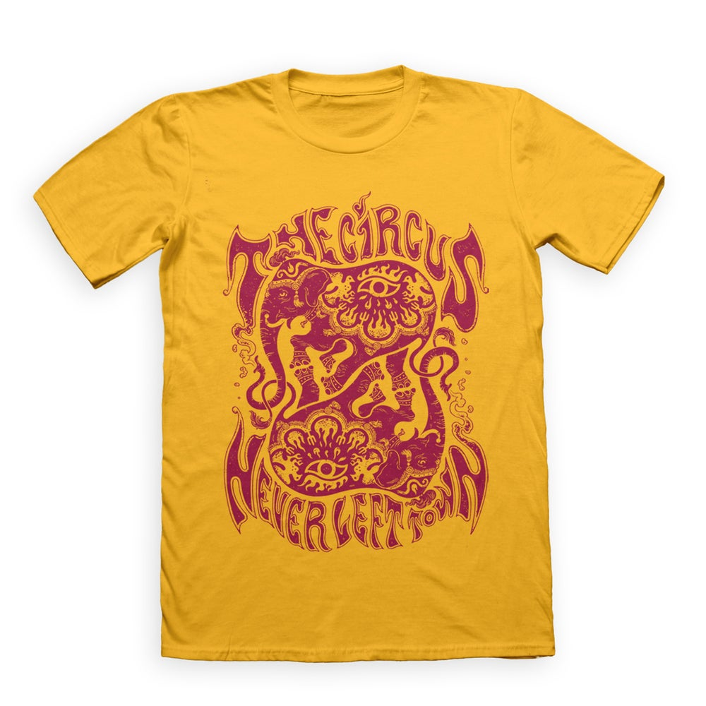 Image of 'CIRCUS' T-shirt