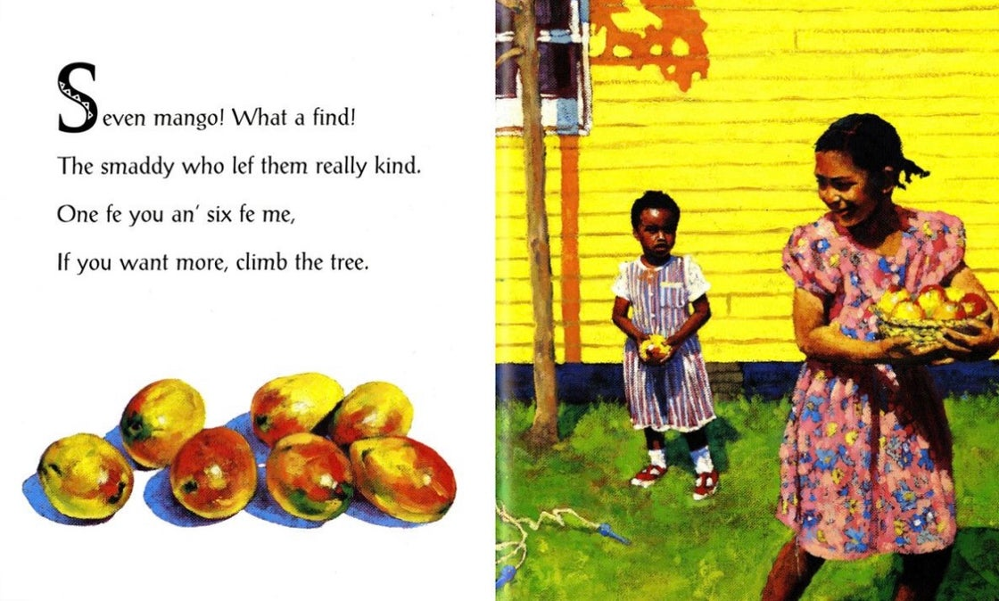 Image of Fruits: A Caribbean Counting Poem