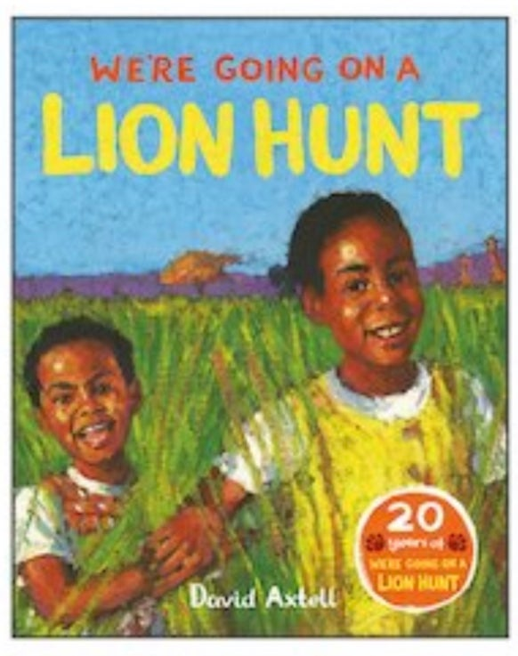 Image of We're Going on a Lion Hunt