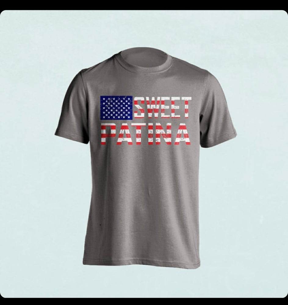 Image of Gray Flag T-shirt