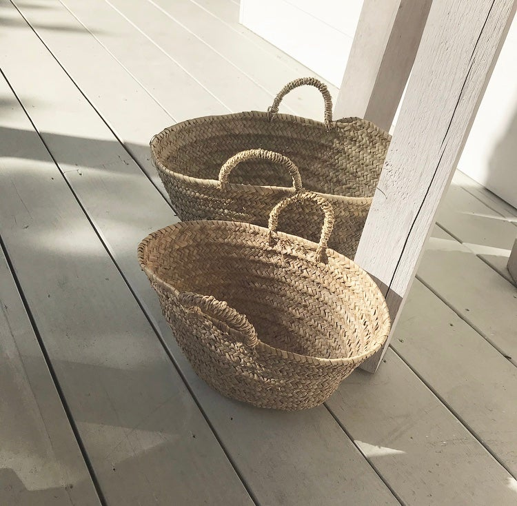 Image of Palm Basket - Small