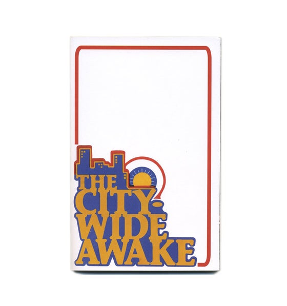 Image of The City Wide Awake DVD + Zine