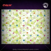 Image of CHEW: Chog Print Wrapping Paper!