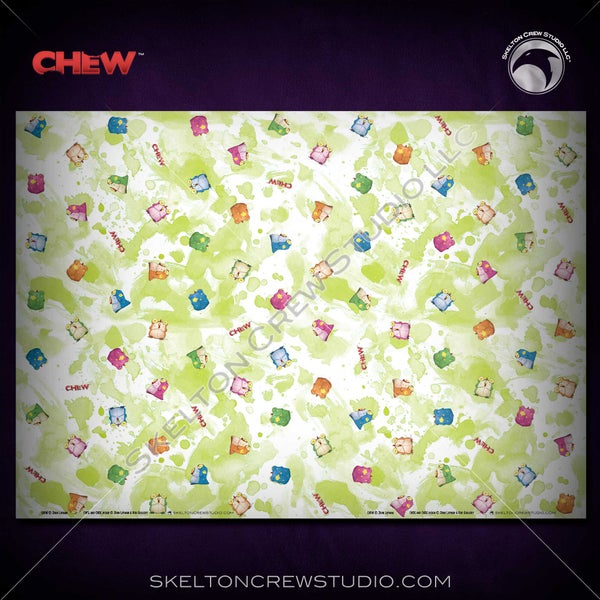 Image of CHEW: Chog Print Wrapping Paper! SALE!