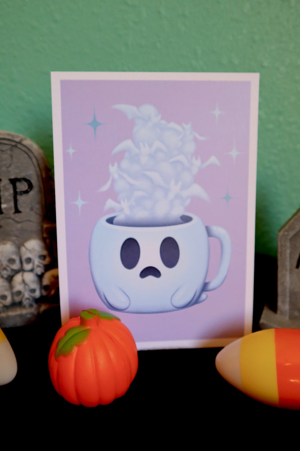 Spooky mugs (prints)