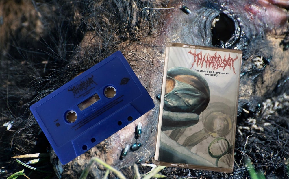 Image of Thanatology - La Clínica de lo Grotesco EP' 07