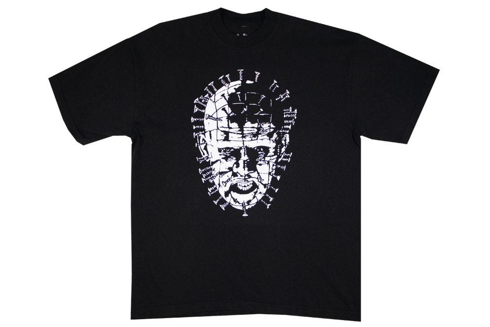Image of Screwhead Tshirt Black