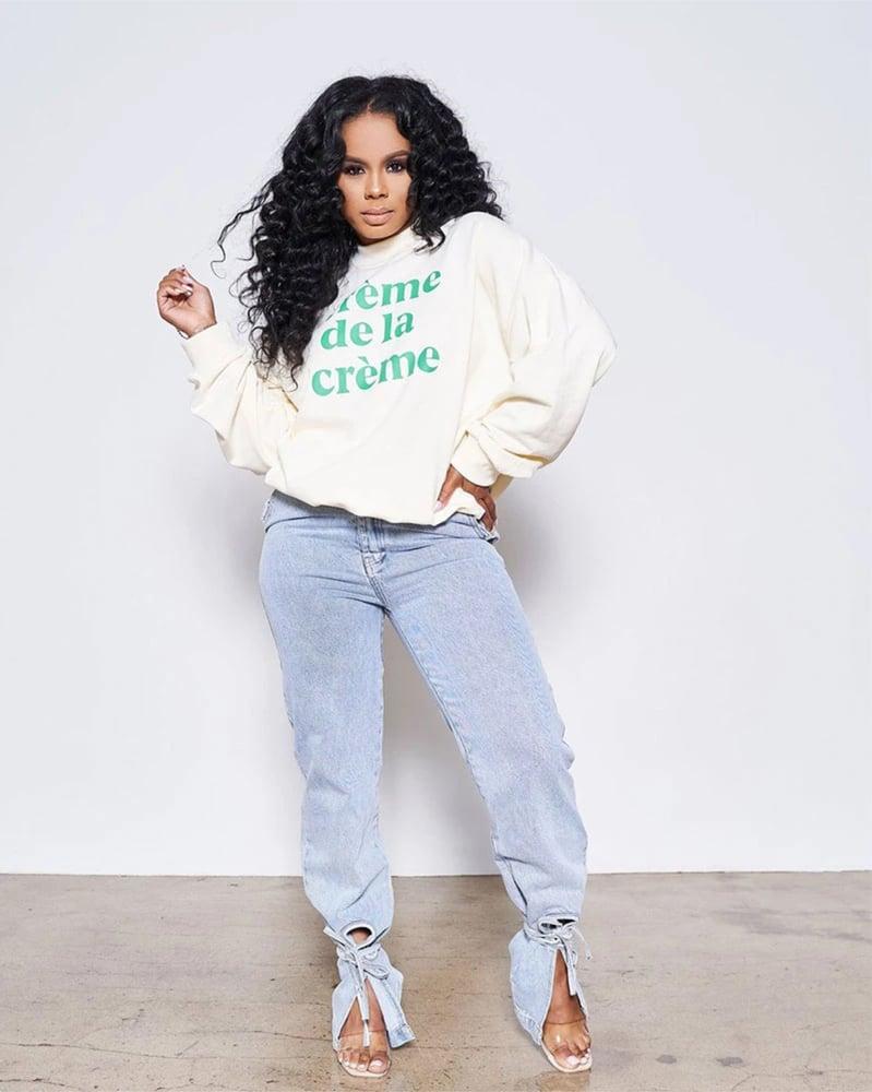 Image of Creme De La Creme Sweatshirt