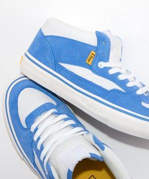 Image of VANS X DIME_HALF CAB PRO LTD :::BLUE/MARSHMALLOW:::
