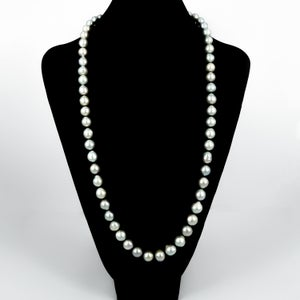 Image of Freshwater pearl opera length necklace cp1013