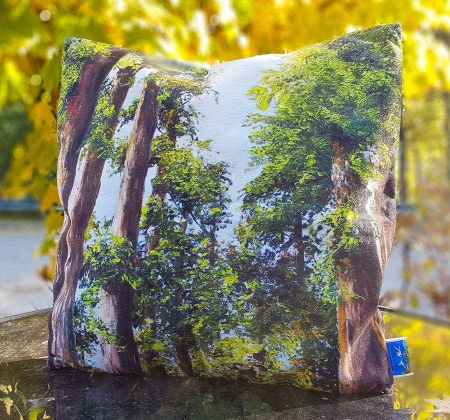 Image of - Scale of Things Pillow -