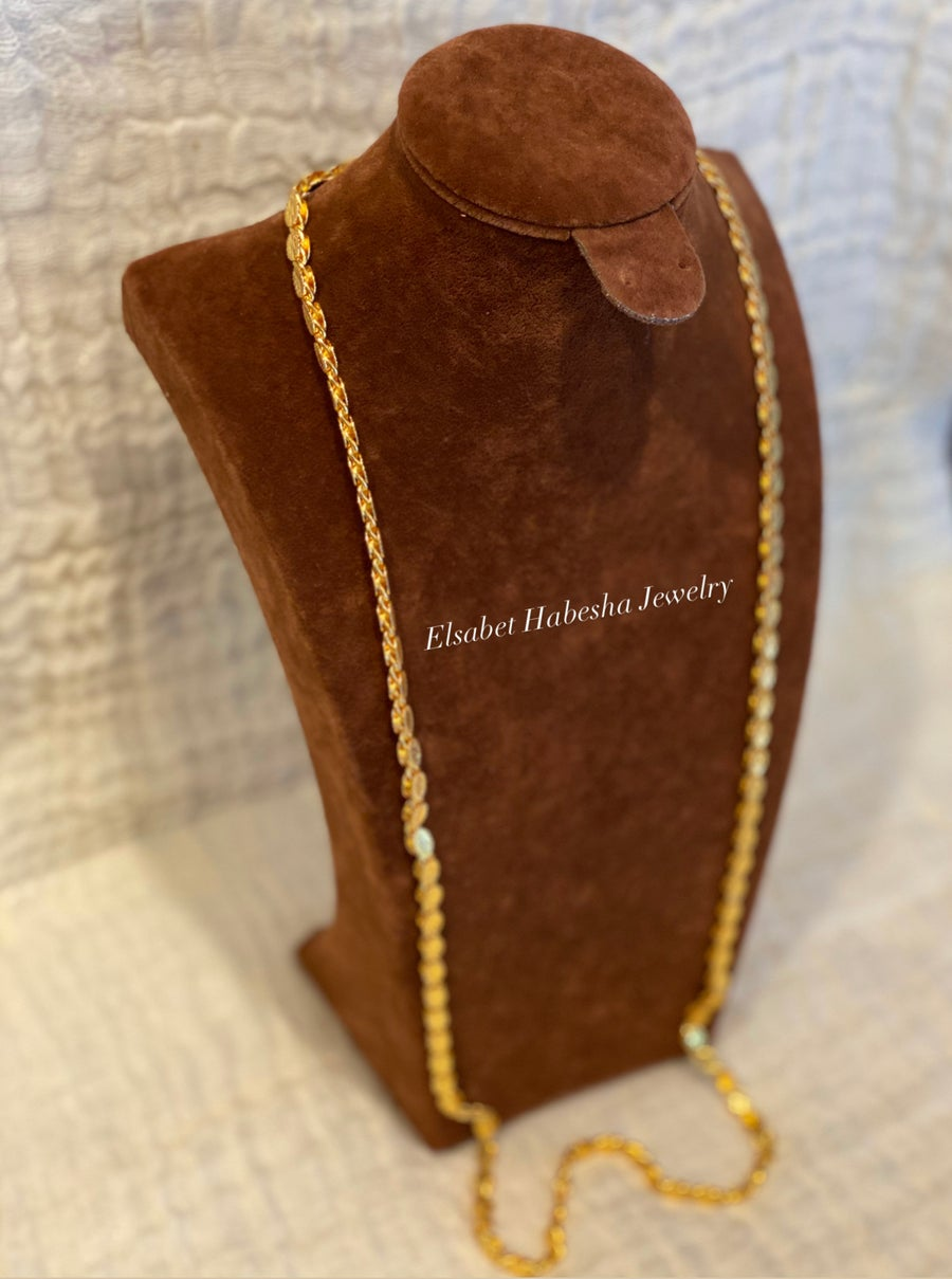 Image of ATTER CHAIN Gold & Silver