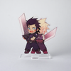 Zack/Cloud Standee and Charm