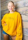 Gold Global Motion Sweatshirt