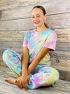Pastel Tye dye T-shirt