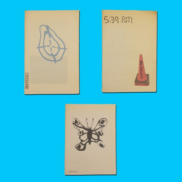 Image of Zines from Dizzy