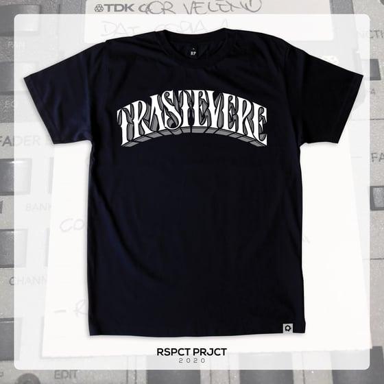"""Image of T-shirt """"TRASTEVERE"""""""