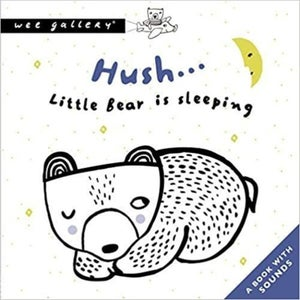 Image of Wee Gallery Press & Listen Book Hush