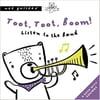 Wee Gallery Press & Listen - Toot, toot, boom!
