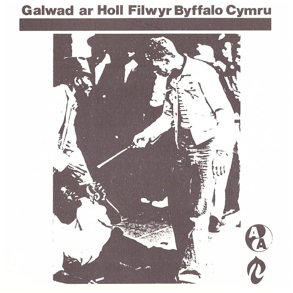 Image of Various - Galwad Ar Holl Filwyr Byffalo Cymru