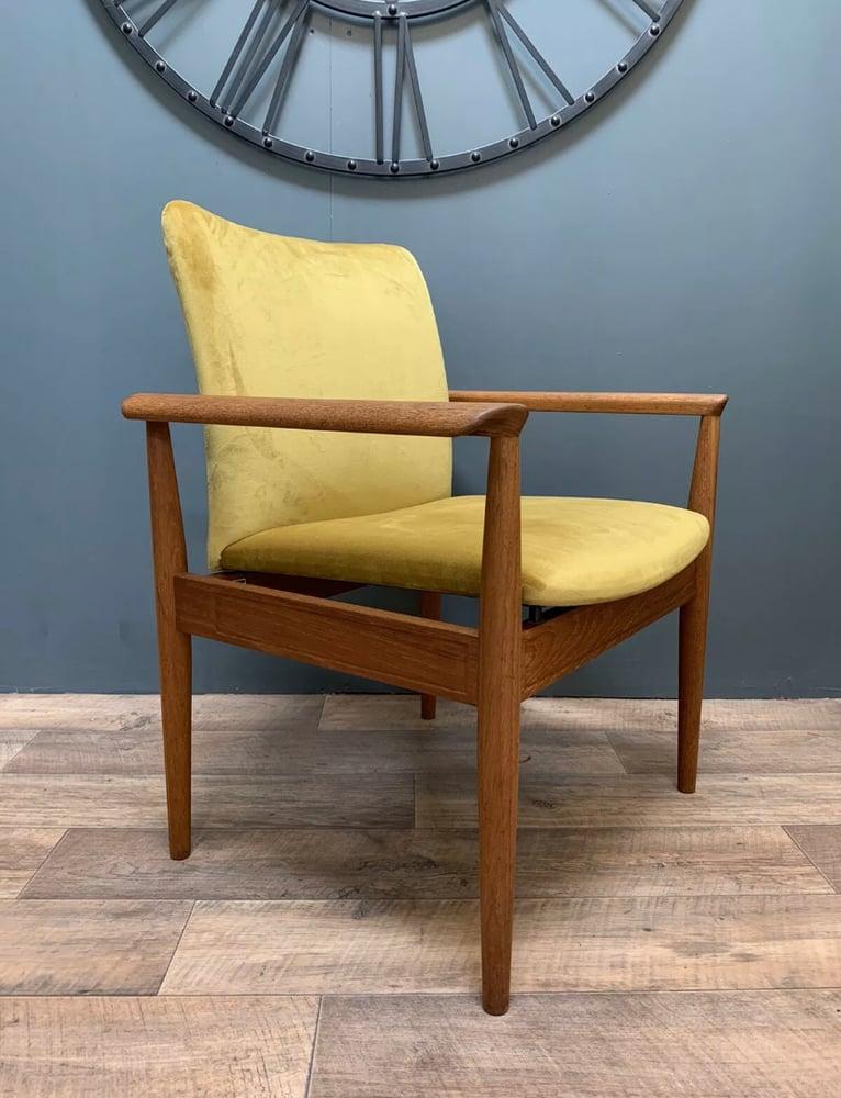 Image of The Finn Juhl 'Diplomat Chair'