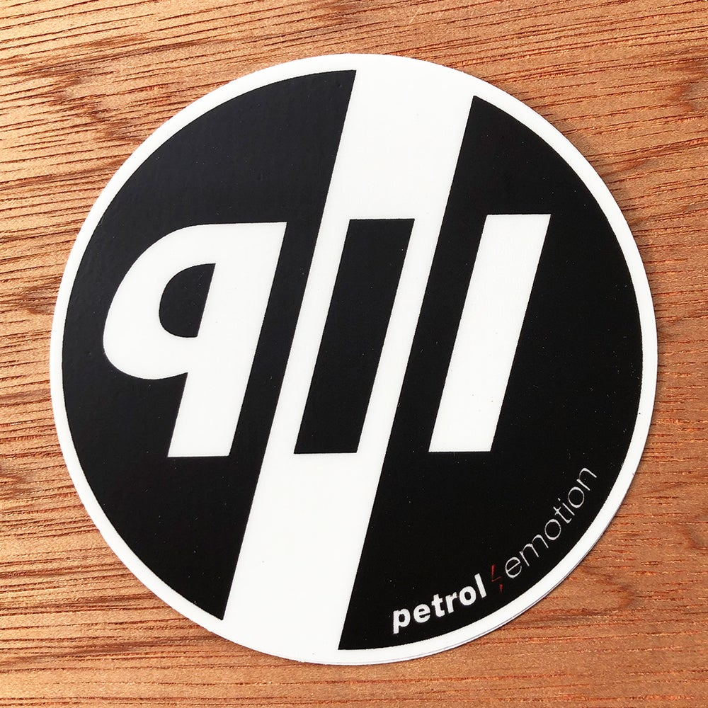 Image of 911 PiL Sticker