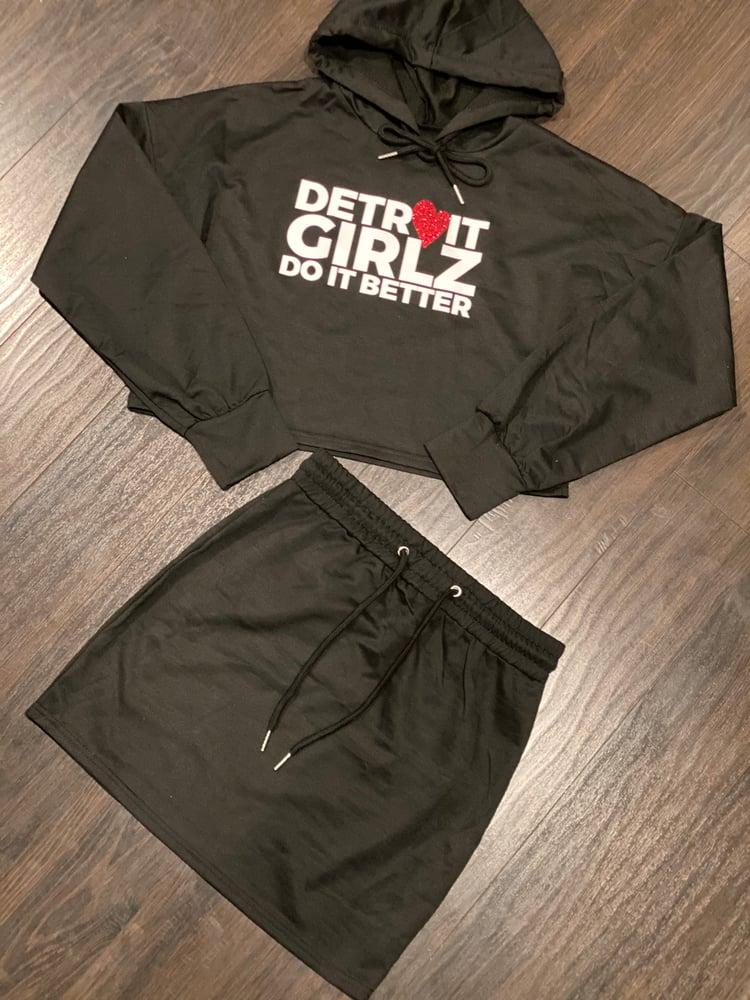 Image of Do it skirt set