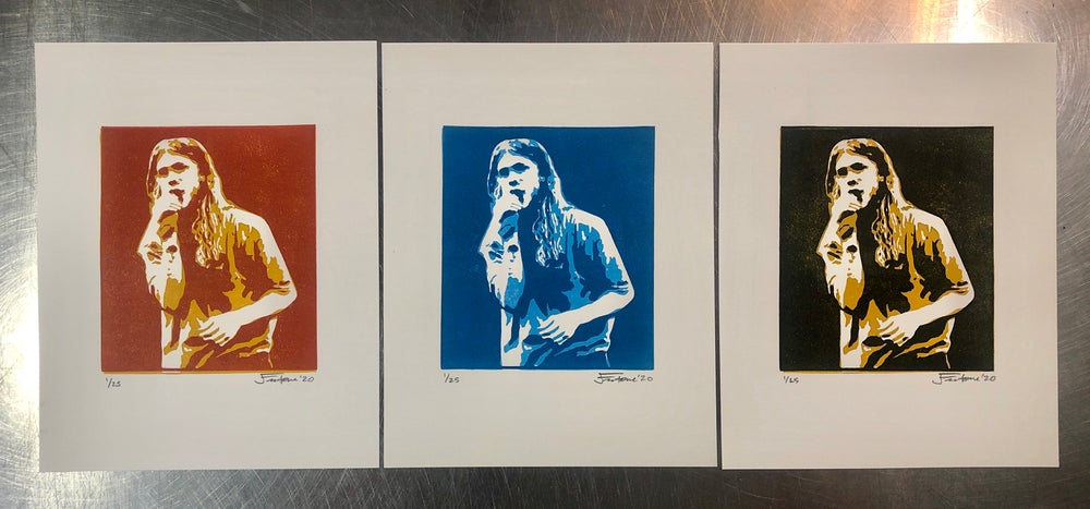 Image of Shannon Hoon prints