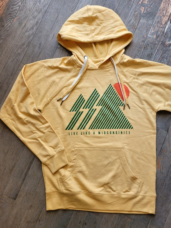 Image of Wisconsinite Hoodie - Harvest