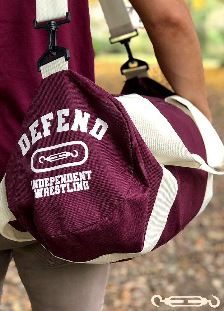 Image of DEFEND Varsity Sports Bag
