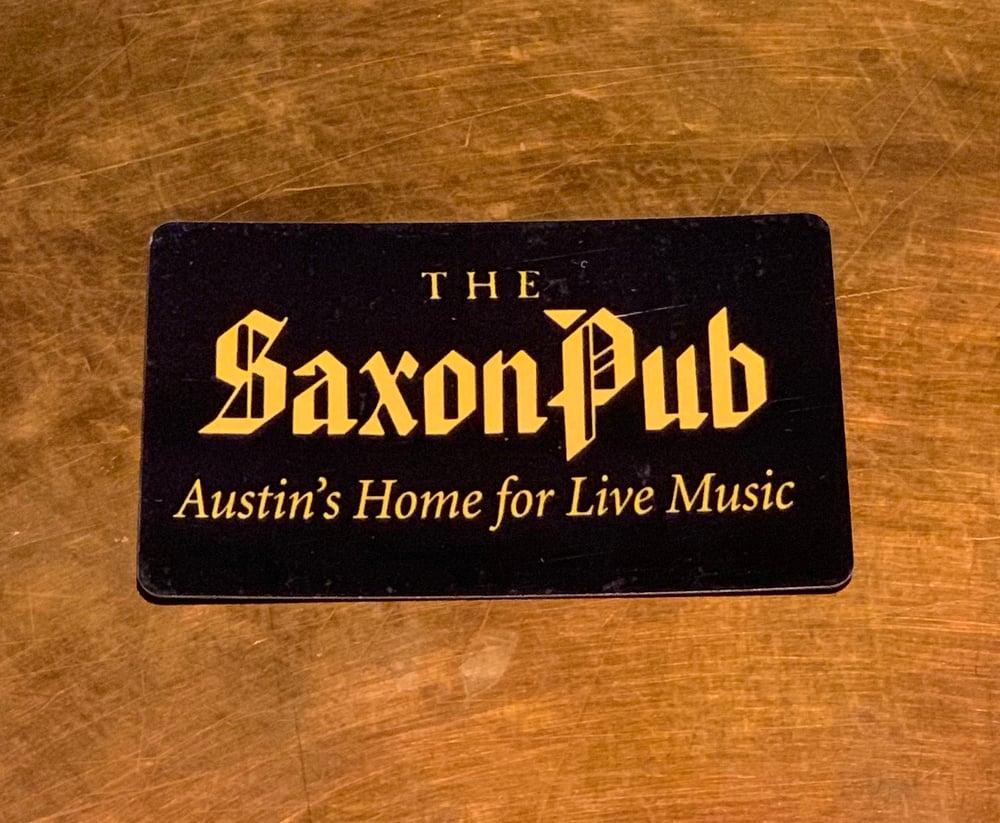 Image of $100 Saxon Pub Gift Card