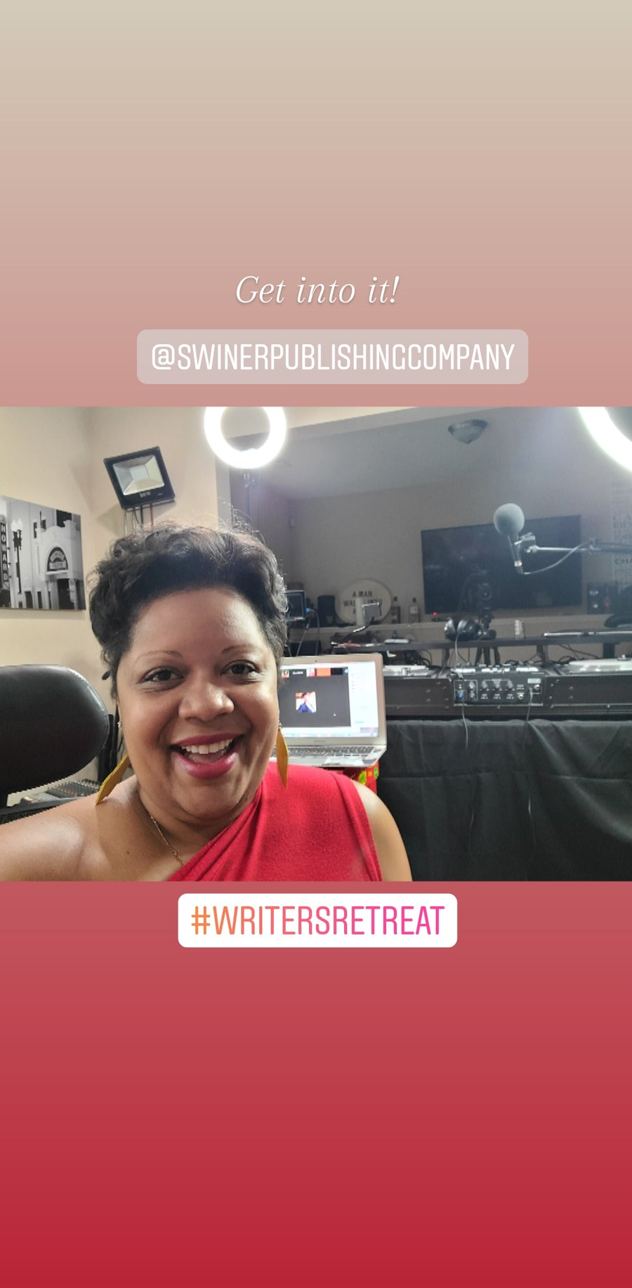 Image of Swiner Publishing Co.'s Virtual Best-Seller's & Branding Retreat