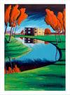 Lyveden New Bield, Northamptonshire No.1 Print