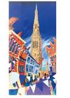 Leicester celebrates: Original Painting