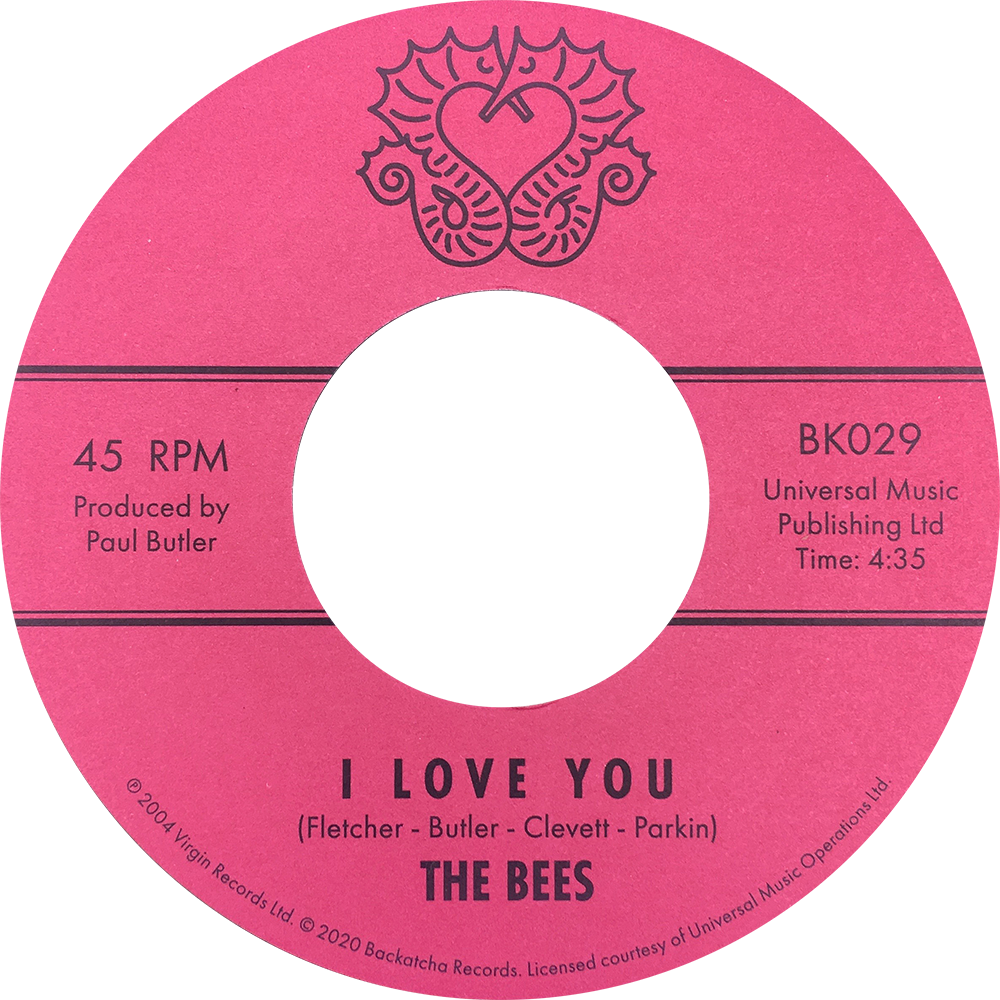 Image of The Bees (Repress)