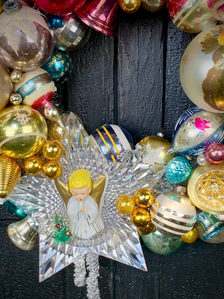 Image of Angel Star Wreath