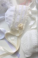 Image 2 of Heirloom Keepsake Bonnet