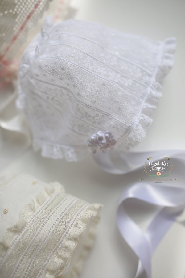 Image of Heirloom Keepsake Bonnet
