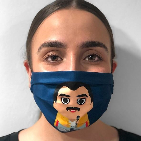 Freddie Adult Face Mask