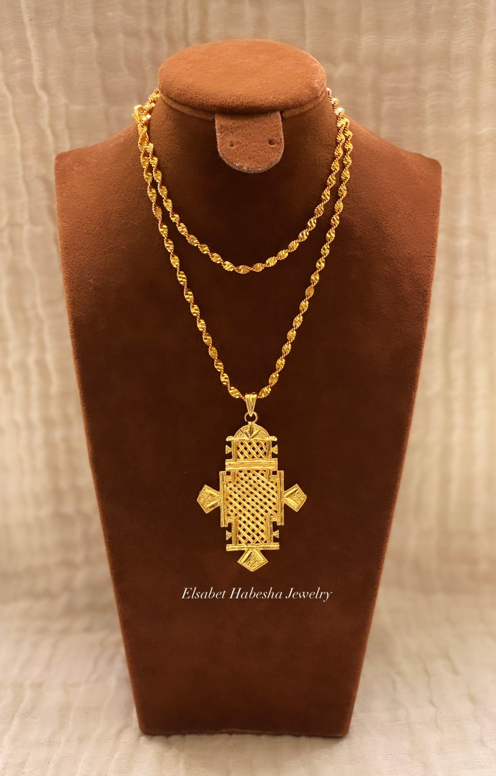 Image of MESKELNA IV Gold & Silver