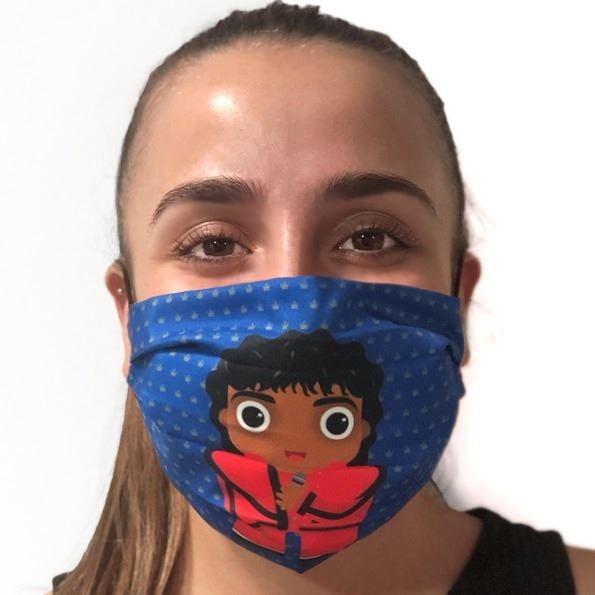 Michael Adult Face Mask