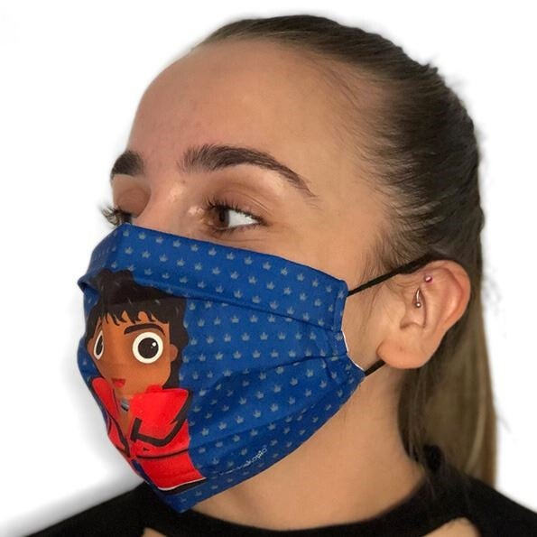 Michael Adult Face Mask