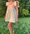 Coconut Rose Jane Dress