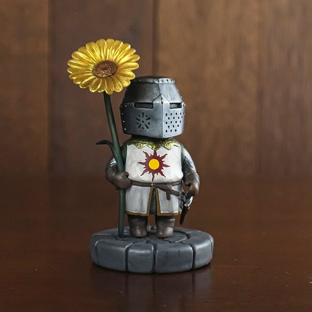 Image of Sunflower Knight (No music box) (Pre-order)