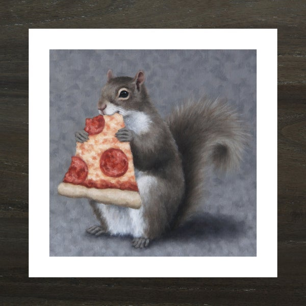 """Image of """"Carbo Loading"""" Art Print"""