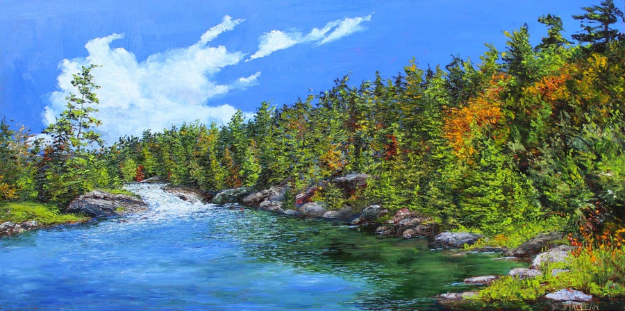Image of - Between Lakes -